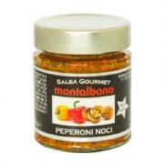 Pepper & Walnut Sauce from Italy
